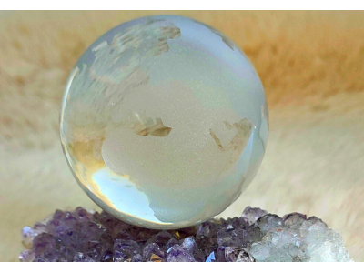 Boules à facettes- Globe-Mappemonde