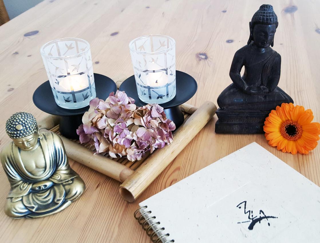 Placer un Bouddha chez soi
